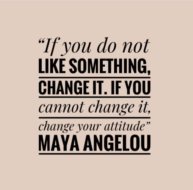 Maya A quote